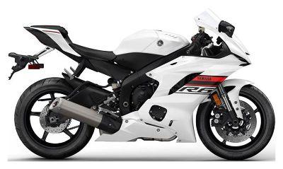 2019 Yamaha YZF-R6 Supersport Santa Clara, CA