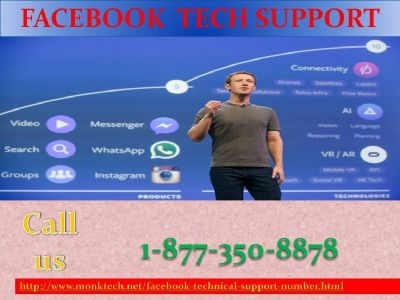 Stave off the third party service via Facebook Tech Support @ 1-877-350-8878