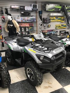 2019 Kawasaki Brute Force 750 4x4i EPS ATV Sport Utility Bolivar, MO