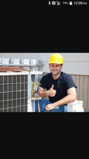 Air-conditioning repair