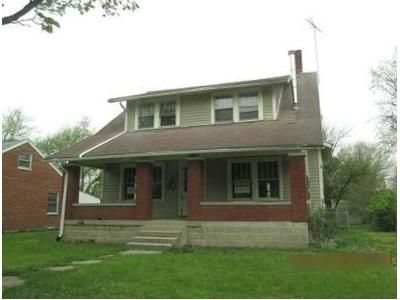 4 Bed 1.5 Bath Foreclosure Property in Richmond, IN 47374 - SW A St