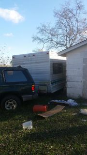 $1,500, For Sale 1500.00 travel trailer 95