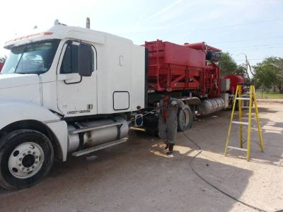 MACS OILFIELD STEAM CLEANING SERVICE AND MOBILE WASH (MIDLAND)