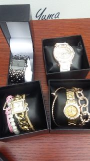 Watch Sets $10 Each or $30 for all 4