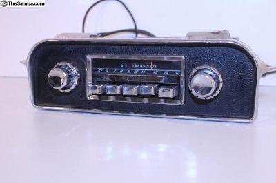 Type 3 Sapphire III 6V AM Radio