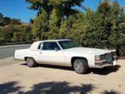 1984 Cadillac Fleetwood Brougham D'Elegance