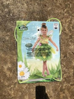 Mint Condition Tinker Bell Costume