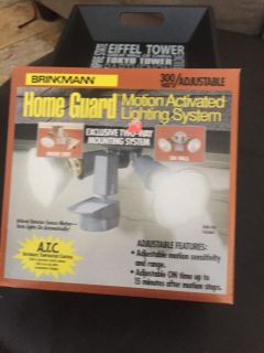 Home Guard Motion Activated Lighting System
