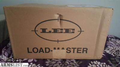 For Sale: lee loadmaster progressive press (308)