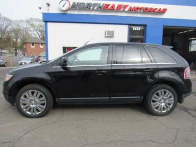 2008 Ford Edge Limited (Black)
