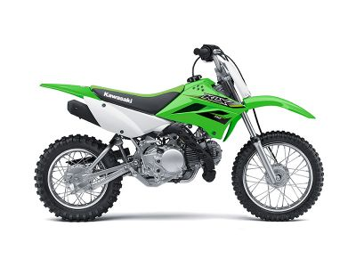 2018 Kawasaki KLX 110 Competition/Off Road Motorcycles Bennington, VT