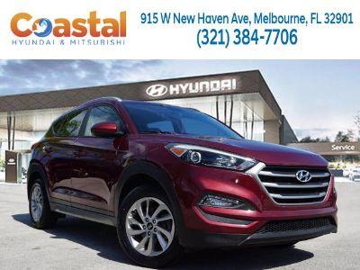 2017 Hyundai Tucson SE (ruby)