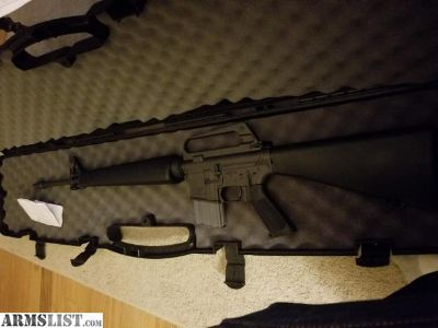 For Sale/Trade: Brownell AR15 retro