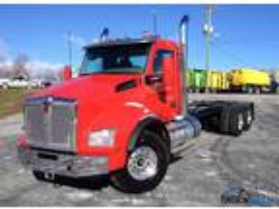 New 2014 Kenworth T880 for sale.