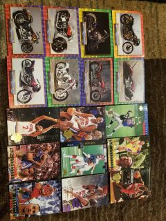 Collectible cards