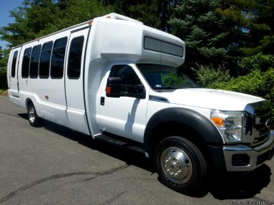 2011 Ford F550 Krystal Wheelchair Shuttle Bus (A4933)