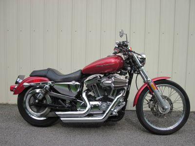 2004 Harley-Davidson Sportster XL 1200 Custom Sport Motorcycles Guilderland, NY