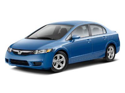 2011 Honda Civic LX-S (Not Given)