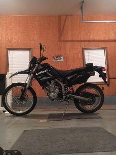 2014 Kawasaki KLX 250S