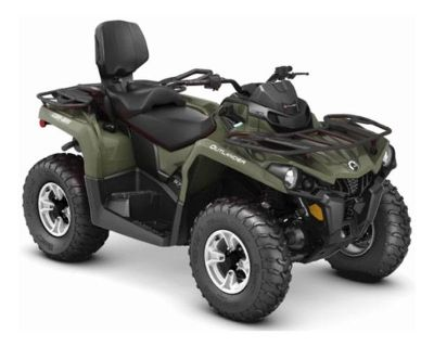 2019 Can-Am Outlander MAX DPS 570 Utility ATVs Danville, WV