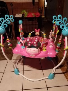 Minne mouse bouncer