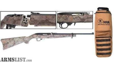 For Sale: NIB Ruger 10/22 Take Down NRA Edition