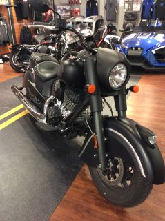 2016 Indian Chief Dark Horse Cruiser Motorcycles Staten Island, NY