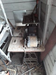 Sears Roebuck vintage table saw