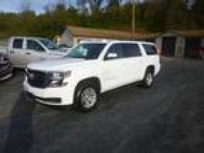 Used 2018 CHEVROLET SUBURBAN For Sale