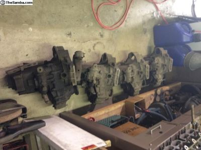 020 MK 1 5 speed transmissions