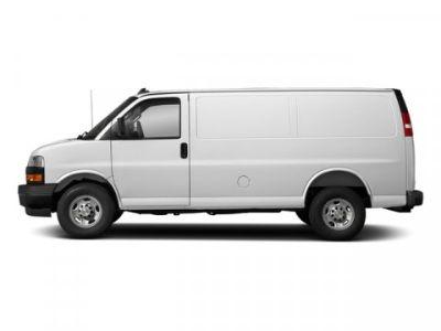 2018 Chevrolet Express Cargo Van CARGO (Summit White)