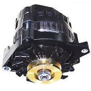 Purchase DELCO G.M. 1-WIRE ALTERNATOR 120 AMP MADE IN THEUSA motorcycle in San Diego, California, United States, for US $55.00
