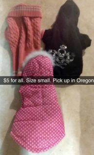 Small Dog Clothes