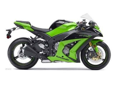 2013 Kawasaki Ninja ZX -10R SuperSport Motorcycles Lake Park, FL