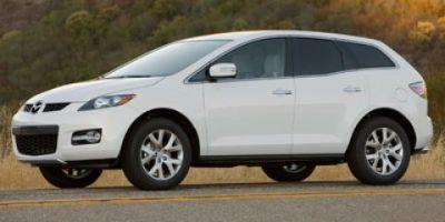 2009 Mazda CX-7 Sport (Galaxy Gray Mica)