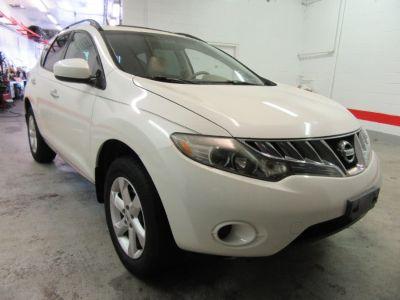2009 Nissan Murano SL (White)