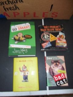 Humor Book Lot