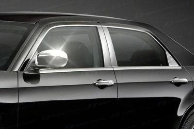Find SES Trims TI-MC-111 Chrysler 300 Mirror Covers Car Chrome Trim 3M Brand New motorcycle in Bowie, Maryland, US, for US $66.00