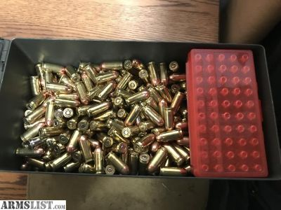 For Sale/Trade: 1000rds 45acp