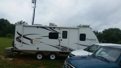 2014 Keystone Passport Ultra Lite 2300BH