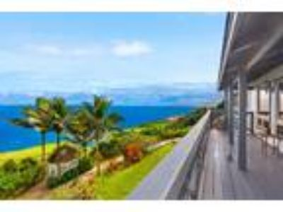Maui 35 Acre Oceanfront with Amazing Horse Ranch-40% Referral Fee