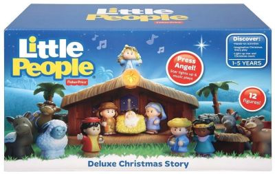 Looking for a Little People Nativity Set