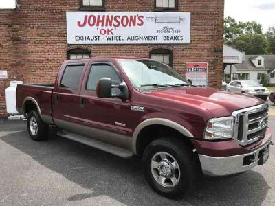 Used 2005 Ford F250 Super Duty Crew Cab for sale