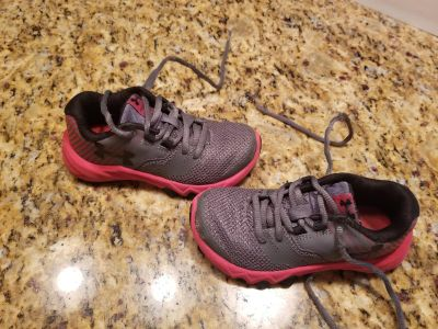 Under Armour toddler size 10.5