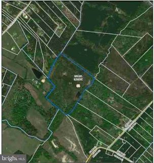 Lot 64 Eastham Rd Bumpass, 33.8 acre lot located in louisa
