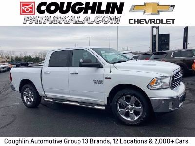 2018 RAM RSX SLT (Bright White Clearcoat)