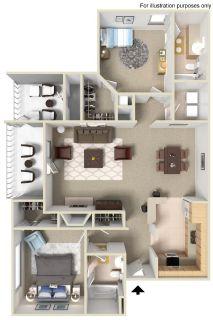 1 bedroom in Cordova-Appling