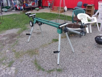 Craftsman Mobile Cutting Table Unit
