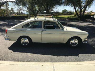 1966 VW Fastback - Survivor