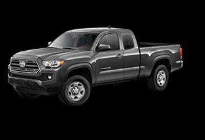 2018 Toyota Tacoma SR5 (Magnetic Gray Metallic)